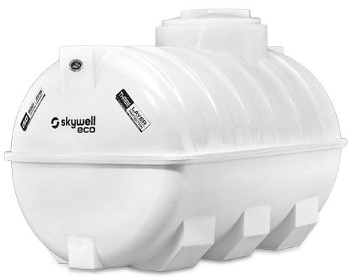 capsule water tank